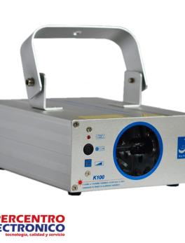 Luz láser audioritmica verde K100 Big Dipper
