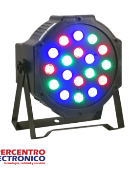 Mini Par LED RGB PL005 Pro Light