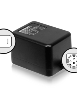 Fuente de alimentación o adaptador de corriente para mezcladores Behringer PSU5-UL