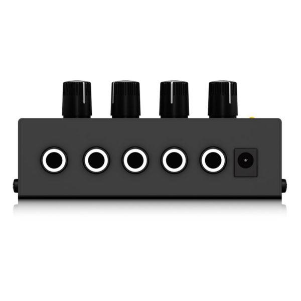 Hipercentro Electronico amplificador de audifonos estereo HA400 Behringer