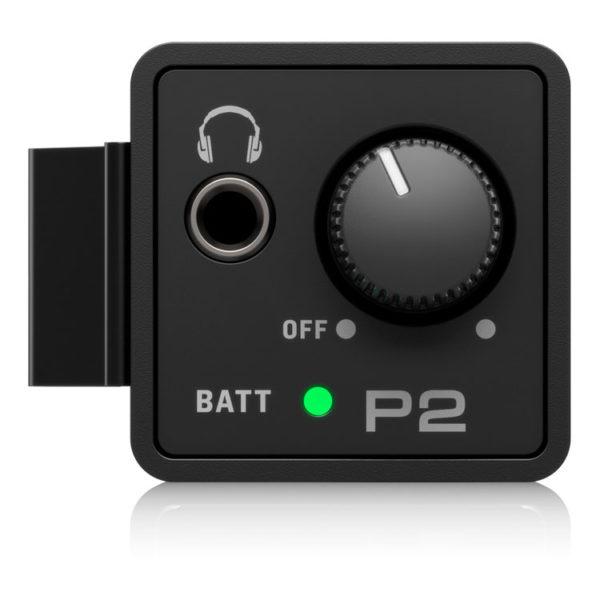 Hipercentro Electronico amplificador para monitoreo de Audífonos PowerPlay P2 Behringer