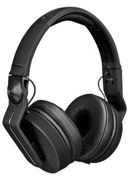 Hipercentro Electronico audifonos para dj musica produccion escenario negro HDJ700K Pioneer