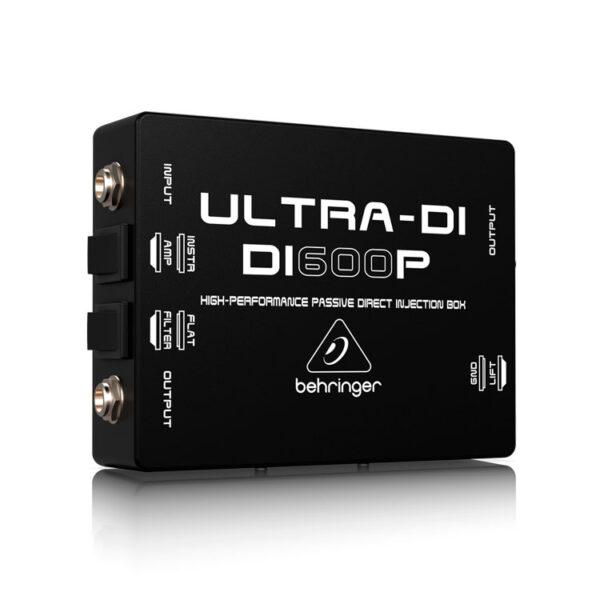 Hipercentro Electronico caja directa pasiva BEHRINGER DI600P