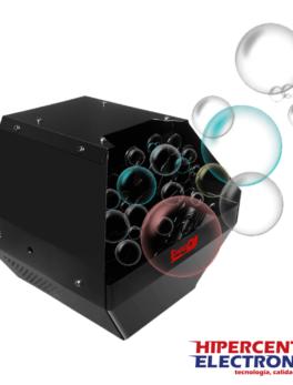 Máquina de burbujas para interiores y exteriores F-Bubble Pro Dj