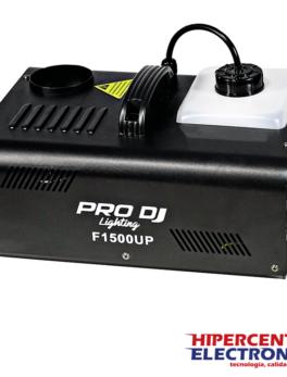 Máquina de humo tipo geyser F1500UP Pro Dj