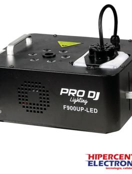 Máquina de humo con iluminación LED F900UP-LED Pro Dj