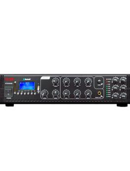 Amplificador de línea ambiental o por zonas de 180 watts ST2180BC Pro Dj