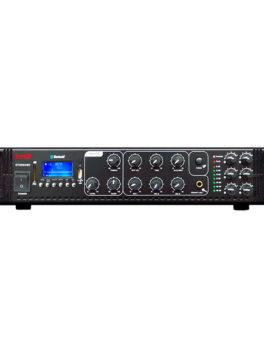 amplificador de línea ambiental o por zonas de 250 watts ST2250BC Pro Dj
