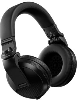 Hipercentro Electronico audifonos bluetooth inalambrico para dj estudio grabacion escenario HDJ-X5BT negro Pioneer