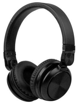 Hipercentro Electronico audifonos diadema dj monitoreo multimedia negro bluetooth HP10B-BT Pro Dj