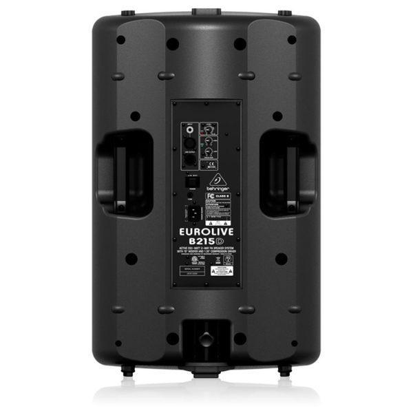 Hipercentro Electronico bafle cabina altavoz activo amplificado 15 pulgadas B215D Behringer