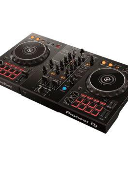 Hipercentro Electronico controlador MIDI Dj rekordbox 2 canales DDJ400 Pioneer