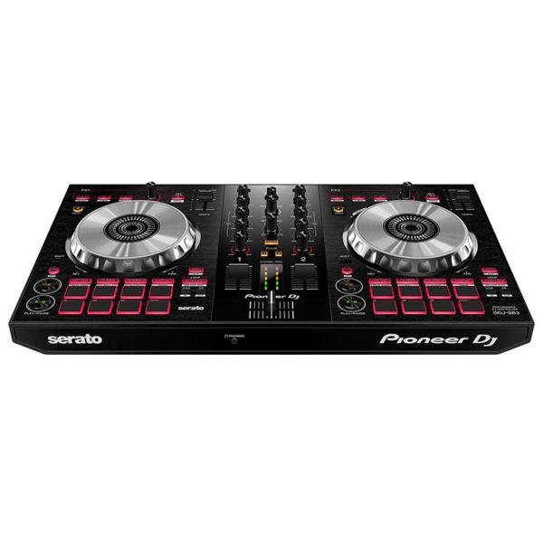 Hipercentro Electronico controlador MIDI Dj serato 2 canales negro DDJSB3 Pioneer