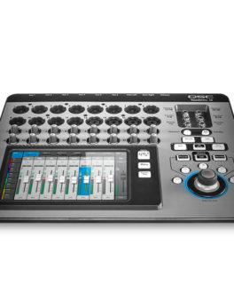 Hipercentro Electronico mezclador digital profesional 22 canales QSC TOUCHMIX-16
