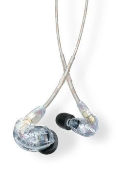 Hipercentro Electronico audífonos in ears profesionales sonido de calidad SHURE SE215 CL
