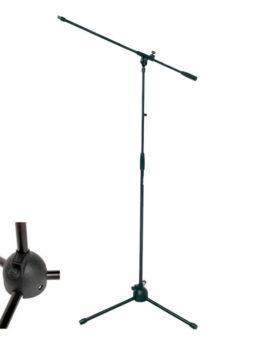 Base o piaña para micrófono con boom PROEL RSM180BK