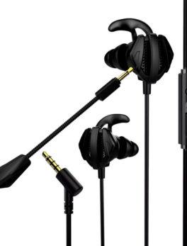 Hipercentro Electronico audífonos auriculares para gamer con micrófono JyR 050-MV