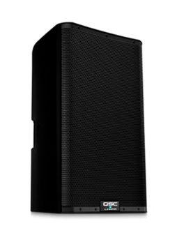 """Hipercentro Electronico bafle o cabina activa de 12"""" profesional control DSP 2000 WATTS QSC K12.2"""