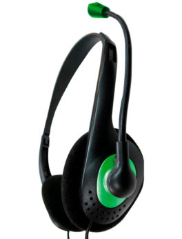 Hipercentro Electronico audífonos de diadema para vídeo conferencias JYR 014-MV