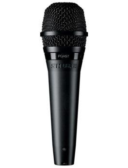 Hipercentro Electronico micrófono dinámico cardioide para instrumentos profesional alta calidad de sonido SHURE PGA57/XLR