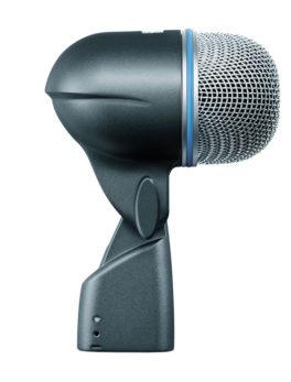 Hipercentro Electronico micrófono instrumental para bombo SHURE BETA52A