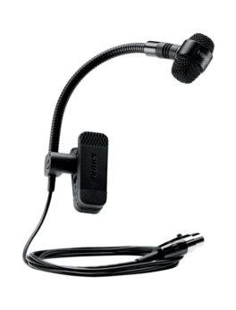 Hipercentro Electronico microfono para instrumentos de viento PGA48H-TQG