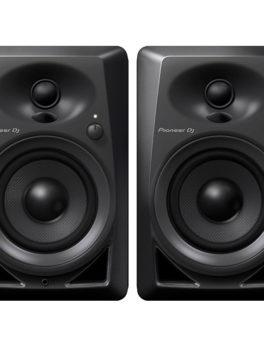 Hipercentro Electronico monitores para estudio grabacion retorno multimedia live negros DM-40 Pioneer