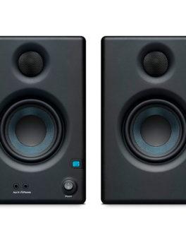 Hipercentro Electronico monitores para estudio de grabación profesionales PRESONUS ERIS E3.5