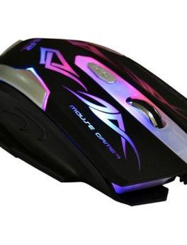 Hipercentro Electronico mouse gamer de alta calidad JyR MGR 025