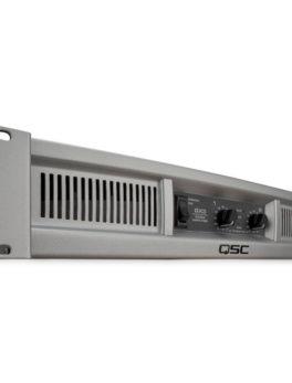 Hipercentro Electronico planta amplificador de sonido alta potencia QSC GX3 profesional