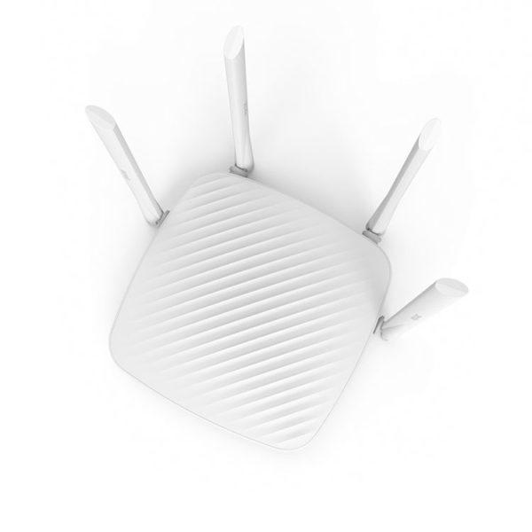 Hipercentro Electronico router para señal de internet 4 antenas TENDA TE-F9