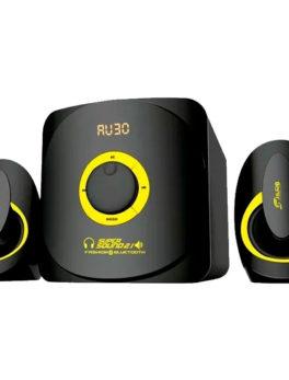 Hipercentro Electronico teatro en casa 2.1 sonido envolvente USB/SD/radio FM/ Bluetooth JYR J5135