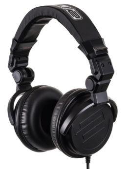 Hipercentro Electronico audífonos profesionales para DJ con diademas móviles RELOOP RH-2500