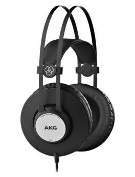 Hipercentro Electronico audífonos profesionales para estudio de grabación, producción y monitoreo AKG K72