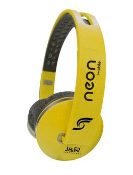 Hipercentro Electronico audífonos de diadema con manos libres JYR 026-MV