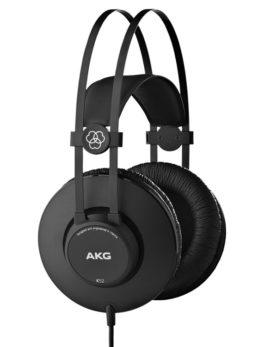 Hipercentro Electronico audífonos profesionales para estudio AKG K52