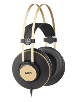 Hipercentro Electronico audífonos profesionales para grabación, producción y monitoreo AKG K92