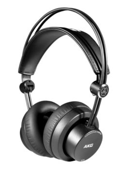 Hipercentro Electronico audífonos profesionales para monitoreo, grabación, producción AKG K175