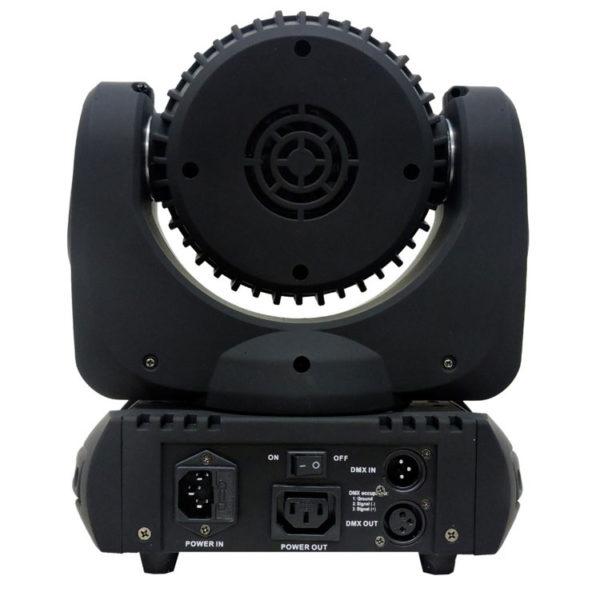 Hipercentro Electronico cabeza móvil robótica de led rgb PROLIGTH LM108