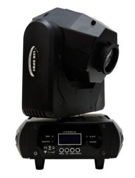 Hipercentro Electronico cabeza móvil robótica de gobos led RGB PROLIGTH MH40L