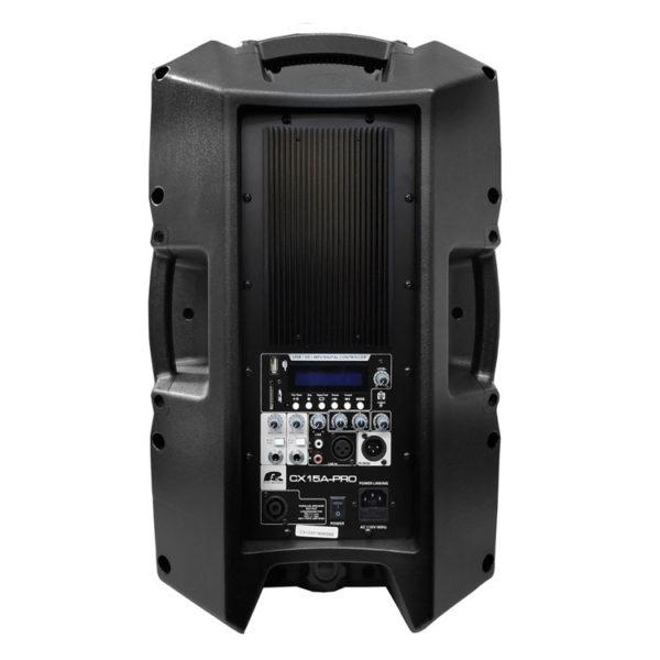 "Hipercentro Electronico cabina activa Bi-amplificada de 15"" PROAUDIO CX15A-PRO"