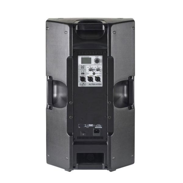 """Hipercentro Electronico cabina activa de 15"""" bi amplificada DAS ALTEA 415"""