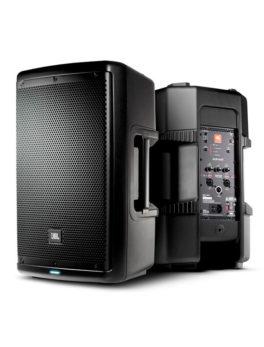 """Hipercentro Electronico cabina activa amplificada de 12"""" JBL EON 612"""
