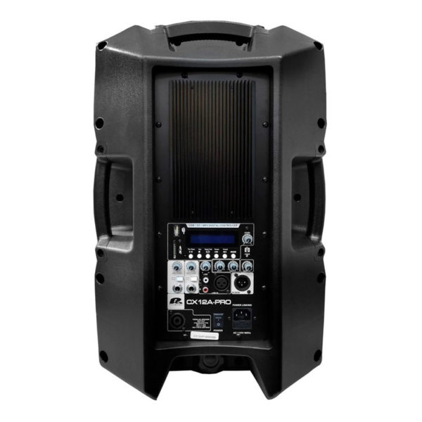 "Hipercentro Electronico cabina activa amplificada de 12"" PROAUDIO CX12A-PRO"