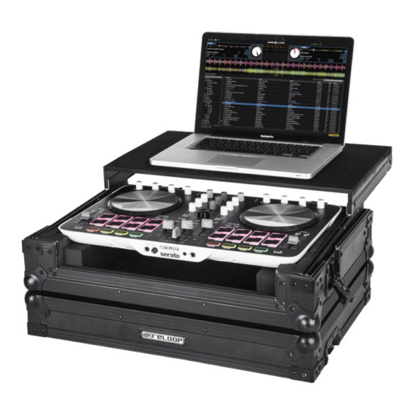 Hipercentro Electronico case o caja para controlador DJ RELOOP BEATMIX2