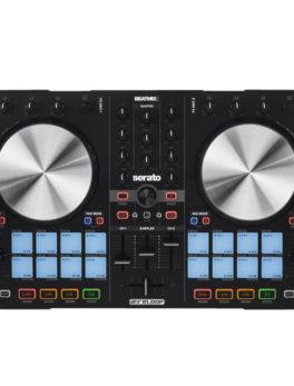 Hipercentro Electronico controlador DJ de dos canales RELOOP BEATMIX2
