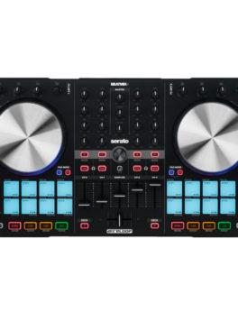 Hipercentro Electronico controlador DJ de 4 canales RELOOP BEATMIX4