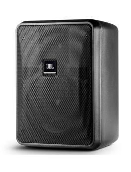 Hipercentro Electronico monitores pasivos para estduio de grabación o sonido ambiental color negro JBL 25-1L