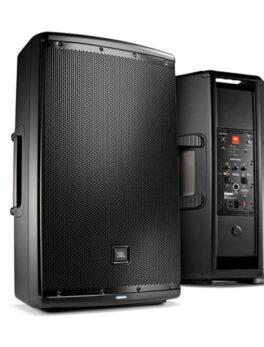 """Hipercentro Electronico cabina activa de 15"""" profesional excelente calidad de sonido JBL EON 615"""