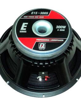 Hipercentro Electronico parlante de 15 pulgadas pesado E15-300S PROAUDIO